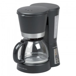 CAFETIERE PROGRAMMABLE WHITE & BROWN